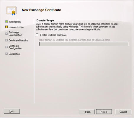 Steve Hardie » How To: Renew a GoDaddy Exchange 2010 SSL