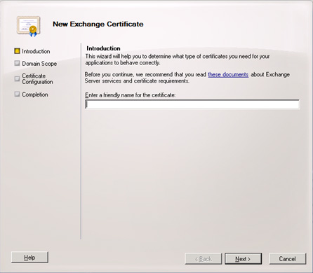 Steve Hardie » How To: Renew a GoDaddy Exchange 2010 SSL Certificate